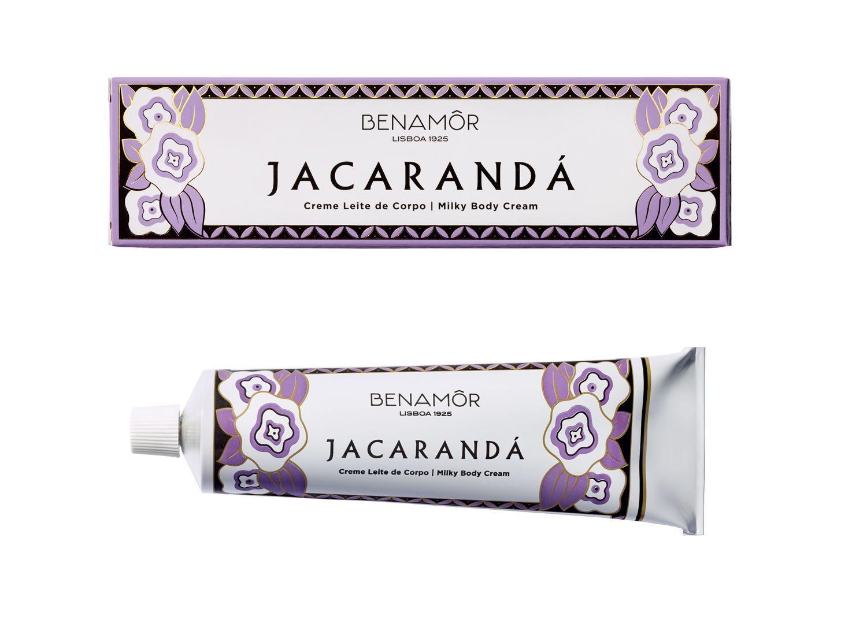 Benamôr – Milky Body Cream – Jacarandá – 150 ml