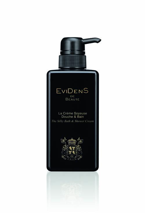 Evidens de Beauté - Silky Bath & Shower Cream 500 ml