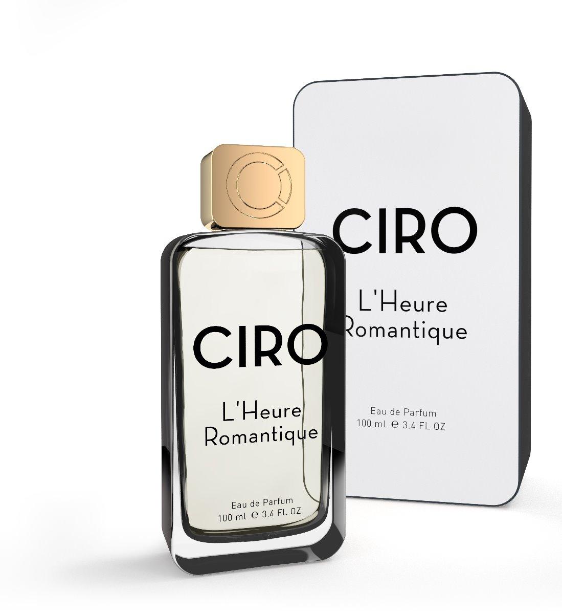 Ciro Parfums - L'heure Romantique - Eau de Parfum 100 ml