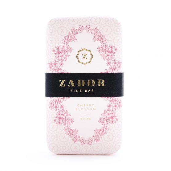 Zador – Cherry Blossom - Seife – 160 g