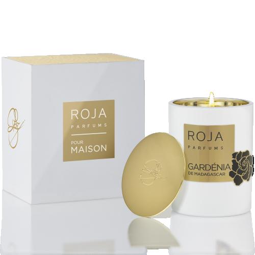 Roja Parfums – Gardenia de Madagascar - Duftkerze - 300 g