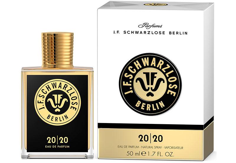 Schwarzlose Berlin - 20|20 - Eau de Parfum 50 ml