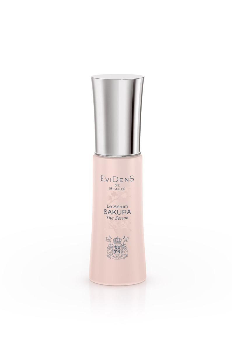 EviDenS de Beauté – The Sakura Saho – Serum – 30 ml