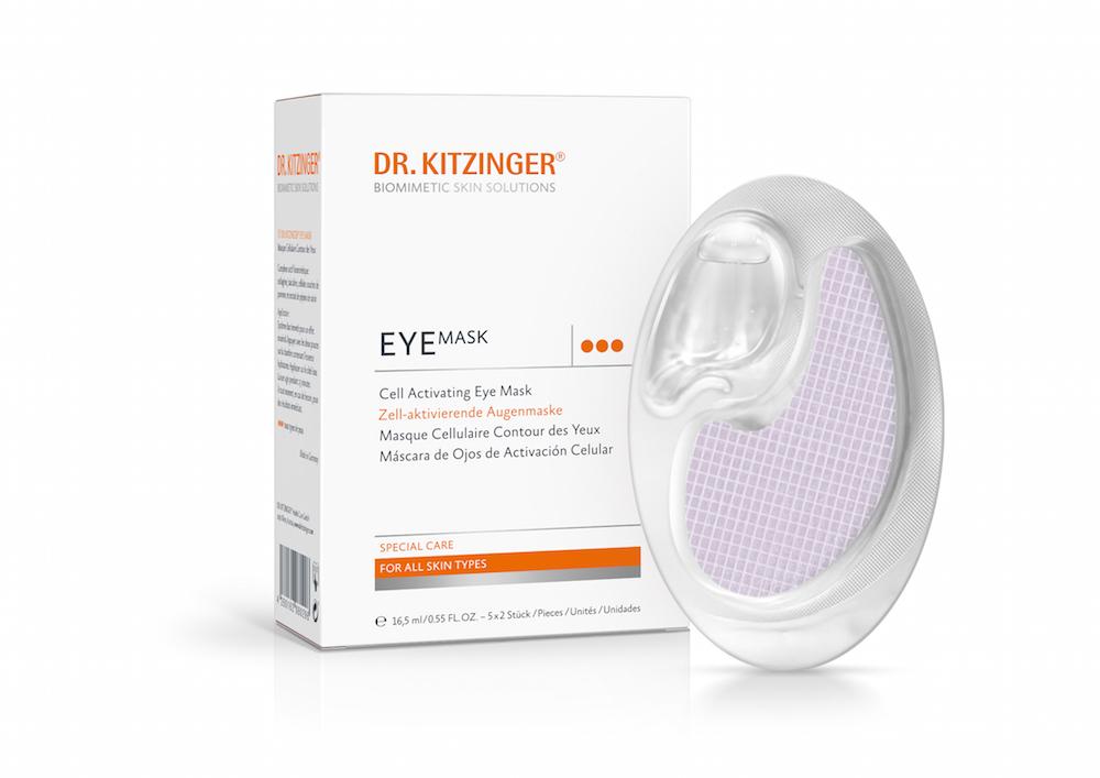 Dr. Kitzinger - Eye Mask - Augenmasken - 5x2 Stück