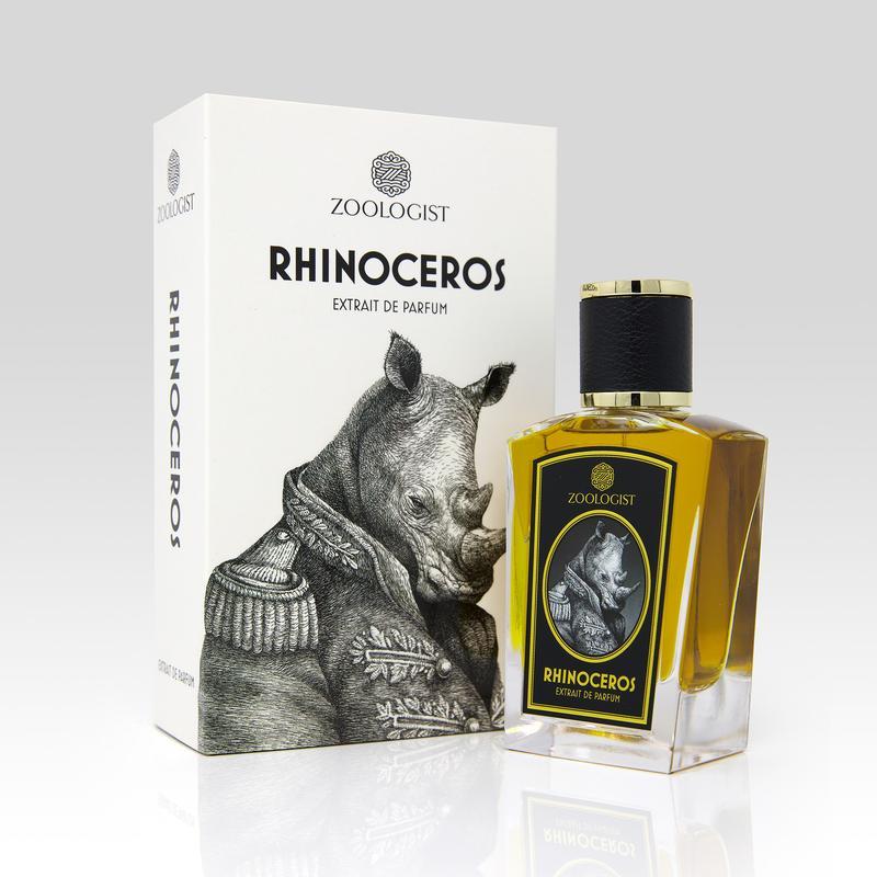 Zoologist Perfumes – Rhinoceros – Extrait de Parfum 60 ml