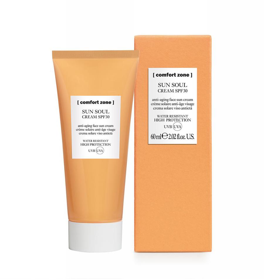 Comfort Zone - Sun Soul Face Cream SPF 30 - Gesichtspflege