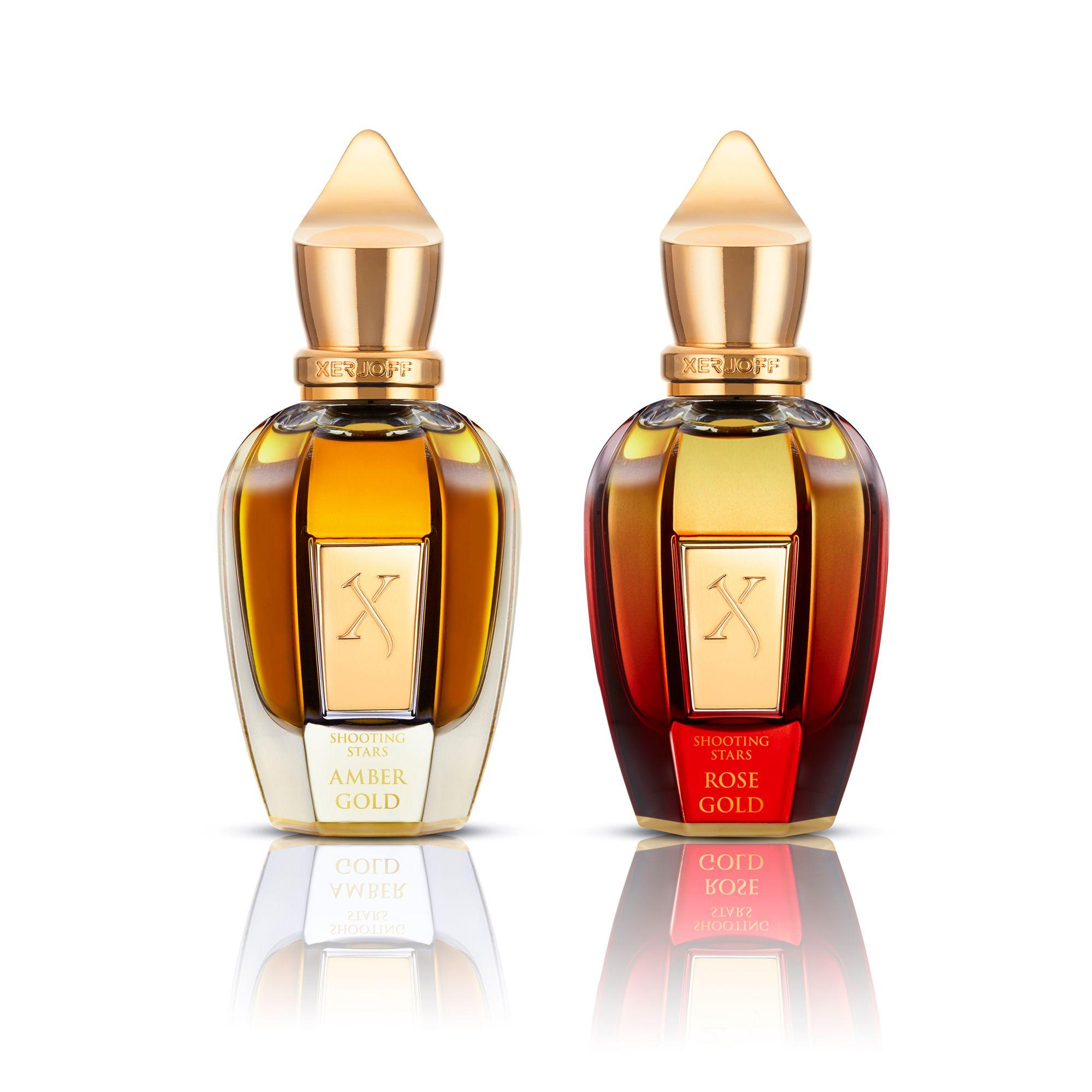 XerJoff - Shooting Stars - Amber Gold und Rose Gold Set - Parfum 2 x 50 ml