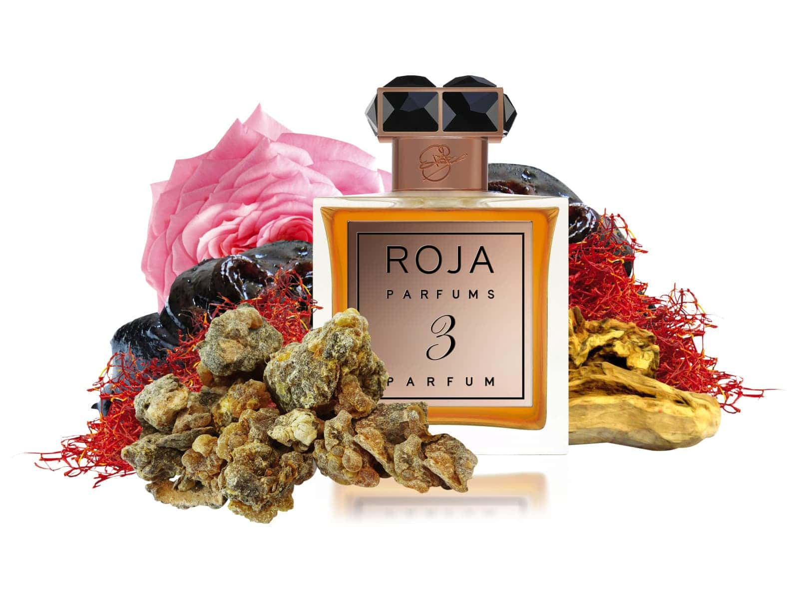 Roja Parfums - Parfum de la Nuit 3 - Extrait de Parfum - Duftnoten