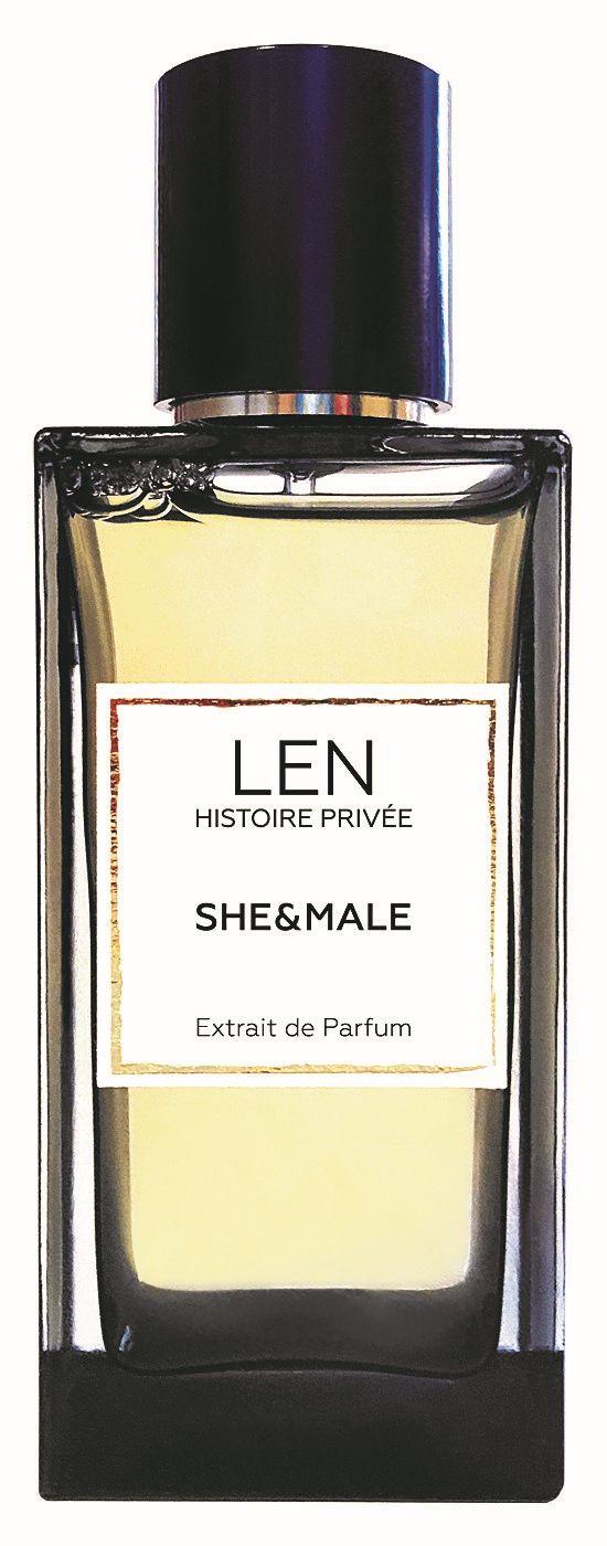 LEN Fragrance - She & Male - Histoire Privee - Extrait de Parfum 100 ml