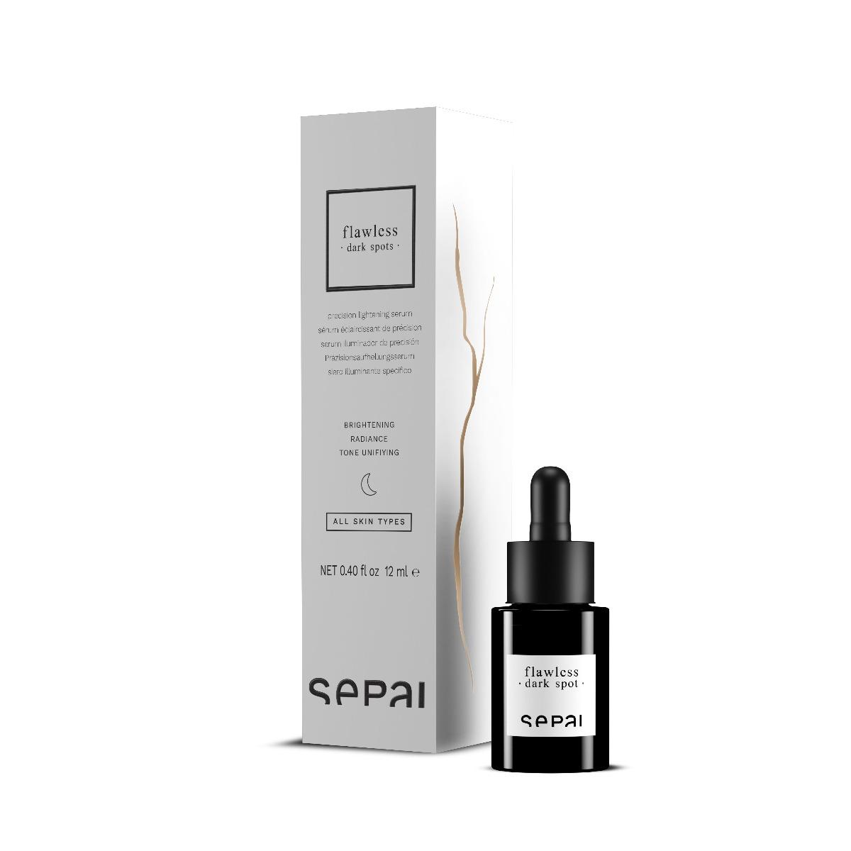 Sepai - Flawless Dark Spots - precision lightening serum - 12 ml