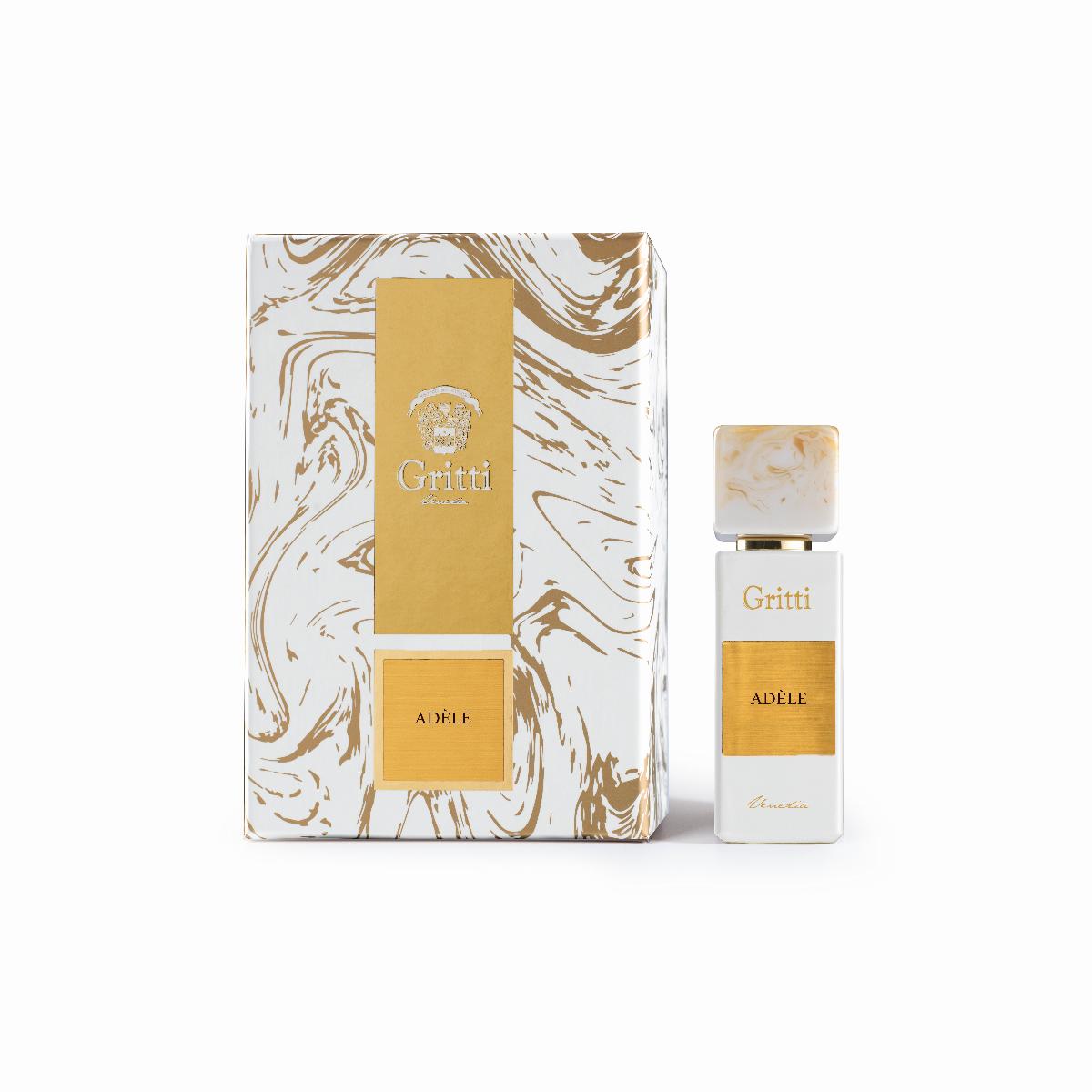 Gritti - Adèle - White Kollektion Box - Eau de Parfum 100 ml