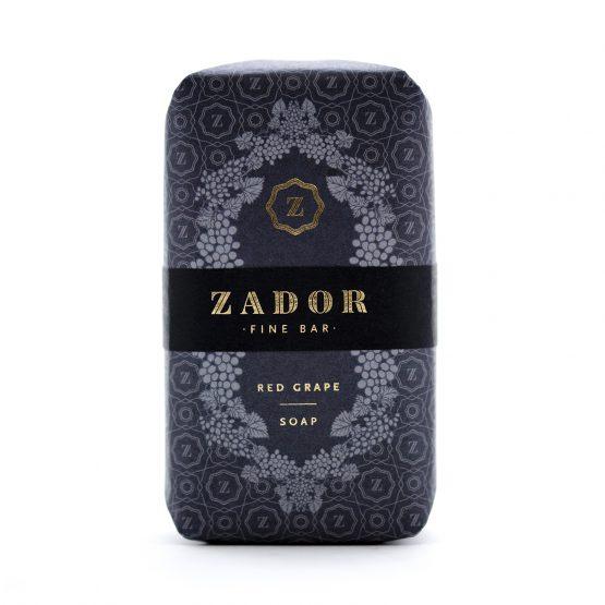 Zador – Red Grape - Seife – 160 g
