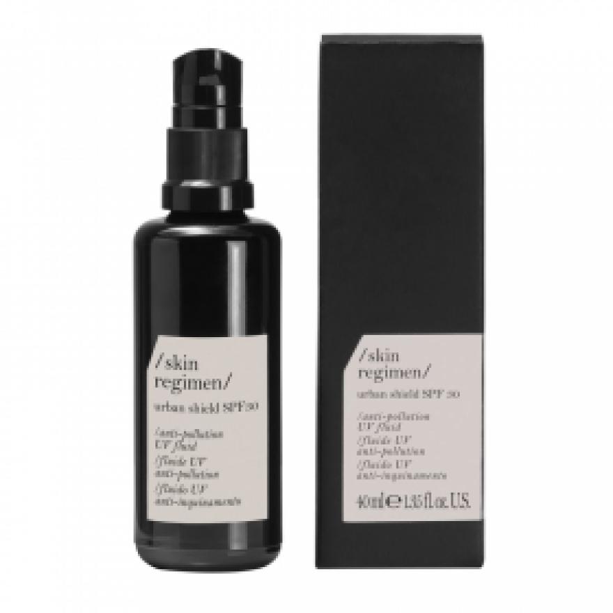 Skin Regimen - Urban Shield SPF30 - Anti-Smog UV-Fluid - 40 ml