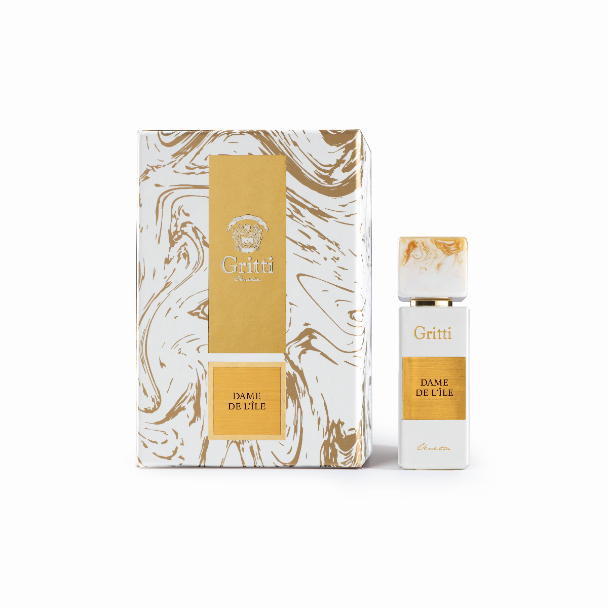 Gritti - Dame de I'Île - White Kollektion - Eau de Parfum 100 m