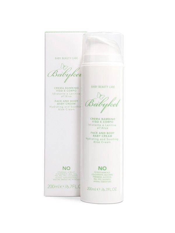Babykel - Face and Body Cream - 200 ml