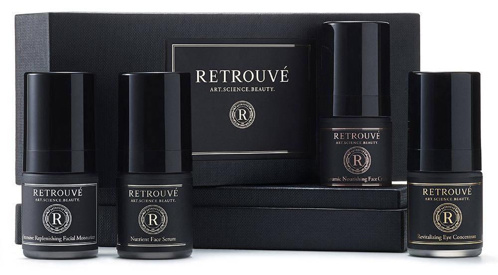 Retrouvé - Quartet - Reise Pflegeset