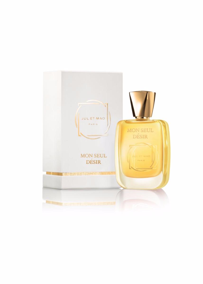 Jul et Mad – Mon Seul Désir - Les White Collection - Extrait de Parfum 50 ml