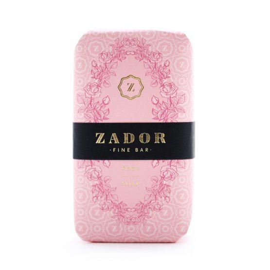 Zador – Rose- Seife – 160 g