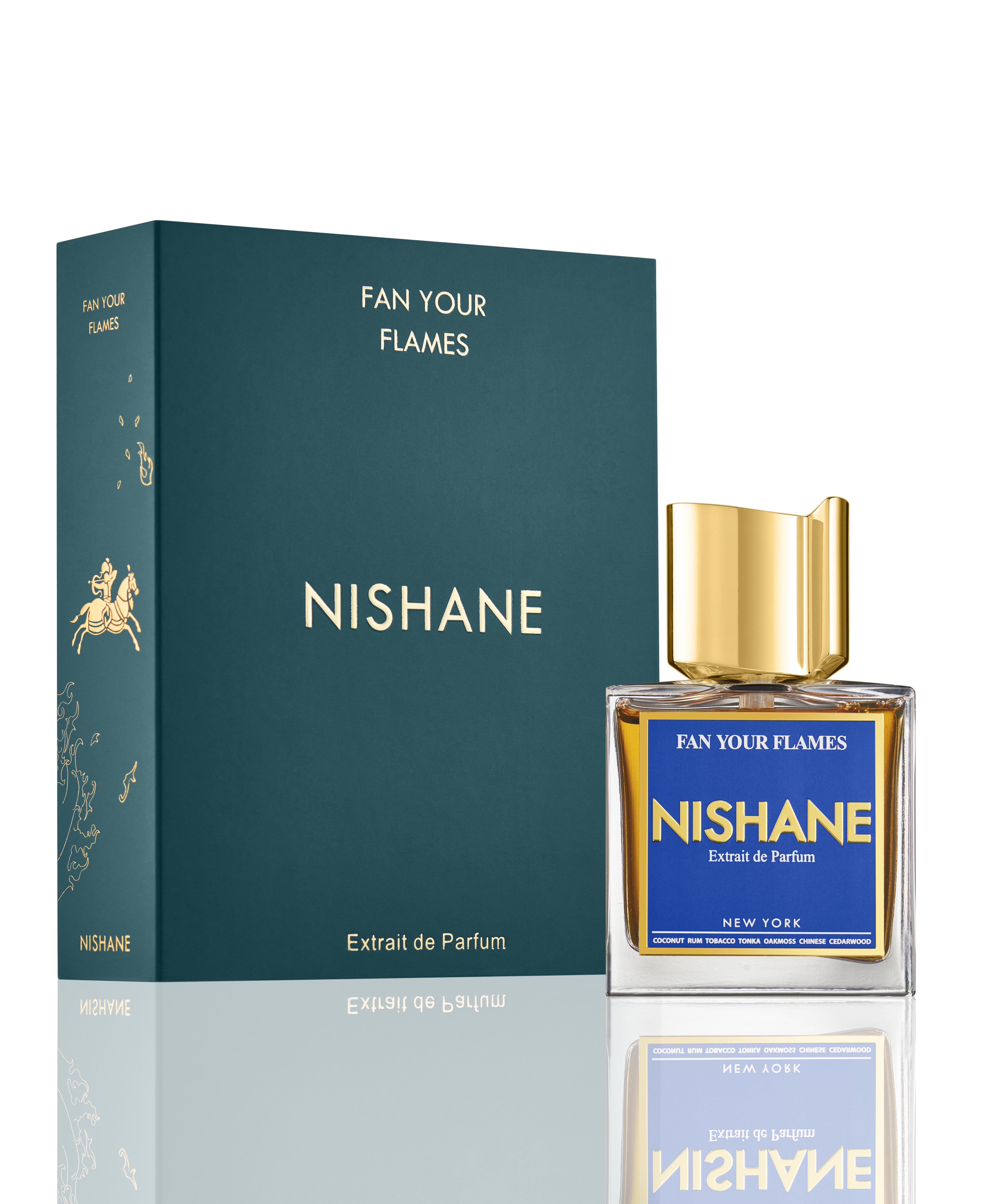 Nishane - Fan Your Flames - Extrait de Parfum 50 ml
