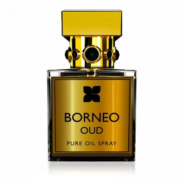 Fragrance du Bois - Borneo Oud - Pure Oil Spray Parfum
