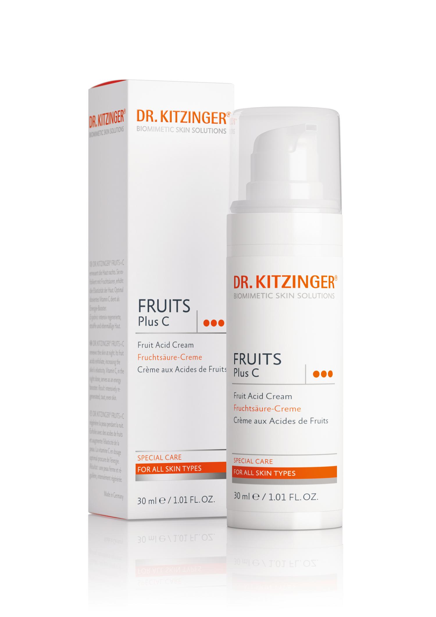 Dr. Kitzinger - Fruits plus C - Nachtcreme 50 ml