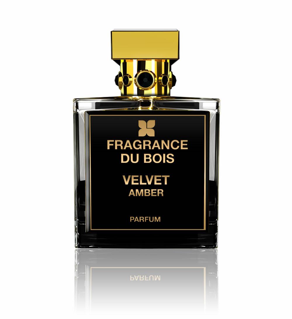Fragrance du Bois - Velvet Amber - Natures Treasures Kollektion - Parfum 100 ml