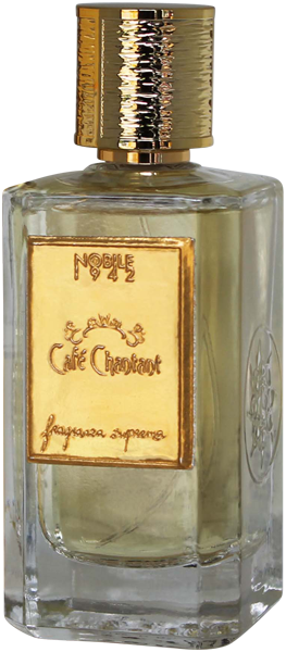 Nobile1942 - Cafe-Chantant - Fragranza Suprema - Eau de Parfum 75 ml