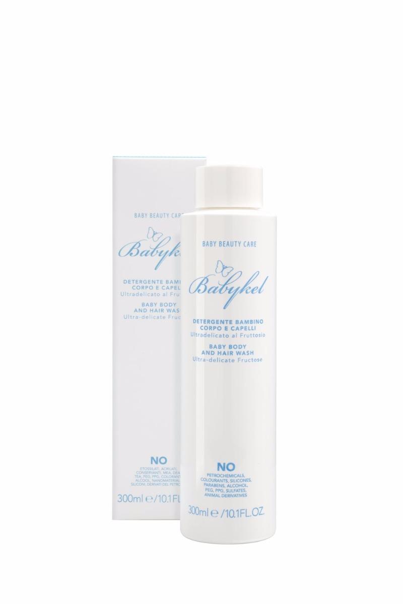 Babykel – Baby Body and Hair Wash - 300 ml