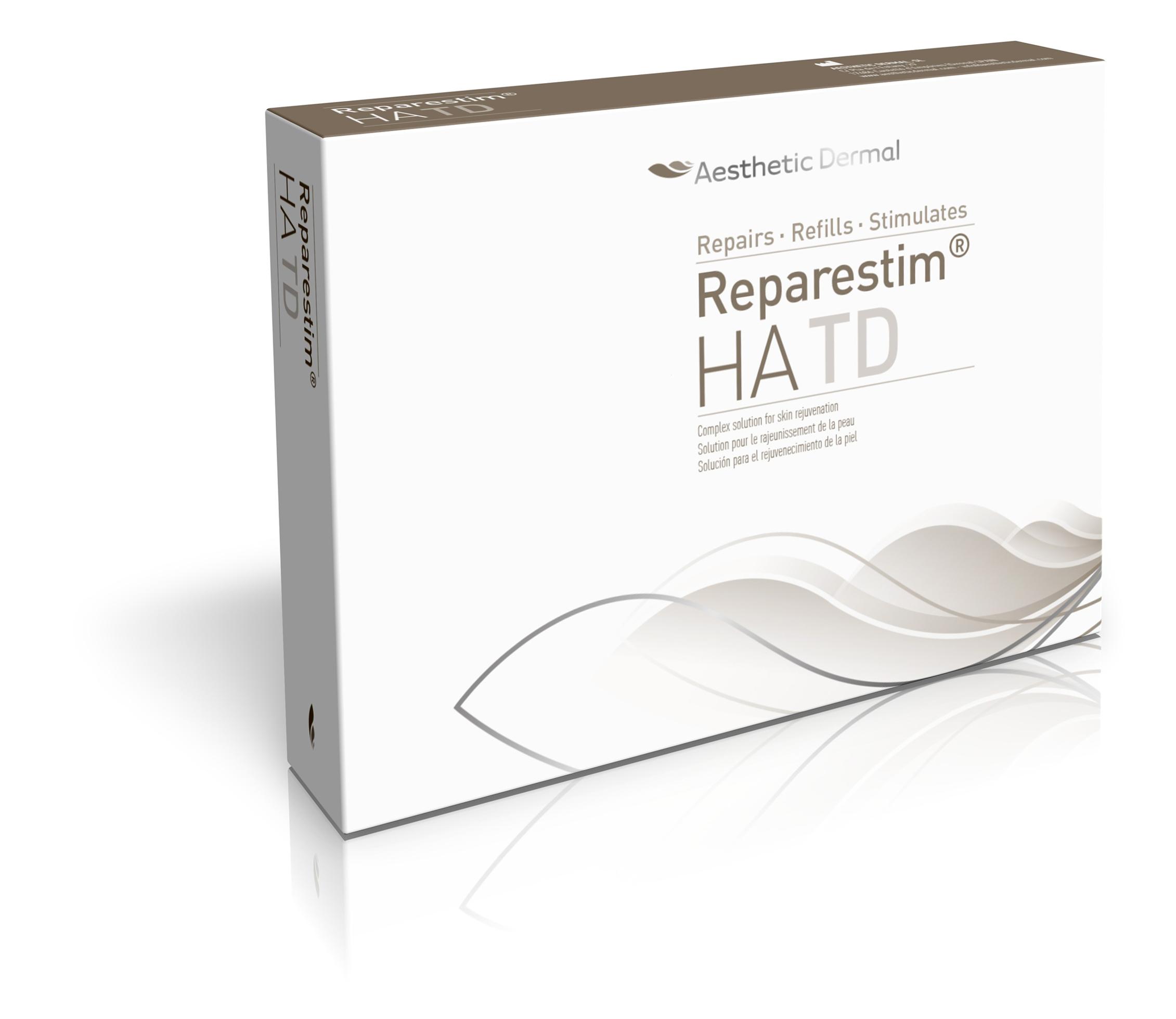 Aesthetic Dermal - Reparestim HA TD