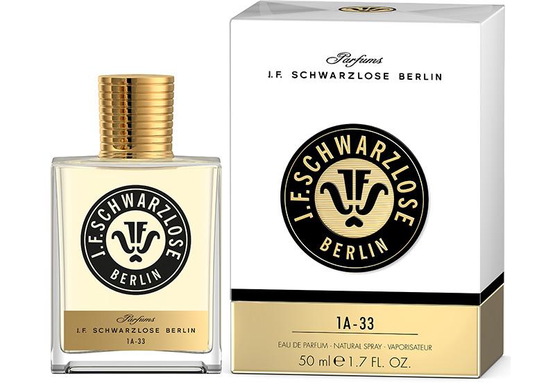 Schwarzlose Berlin - 1A-33 -  Eau de Parfum 50 ml