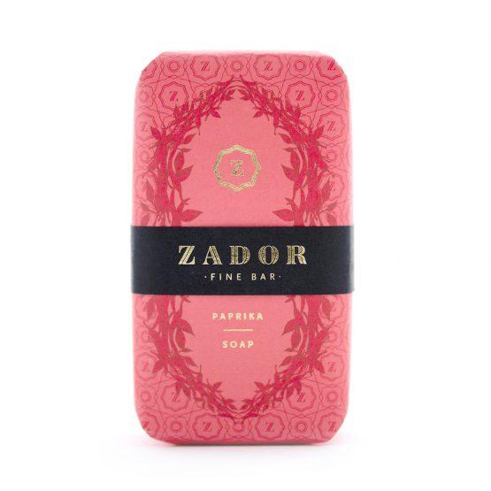 Zador – Paprika - Seife – 160 g