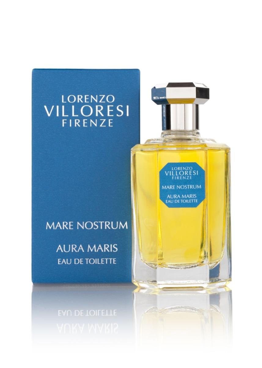 Lorenzo Villoresi - Aura Maris - Mare Nostrum - Eau de Toilette 50 ml u.100 ml