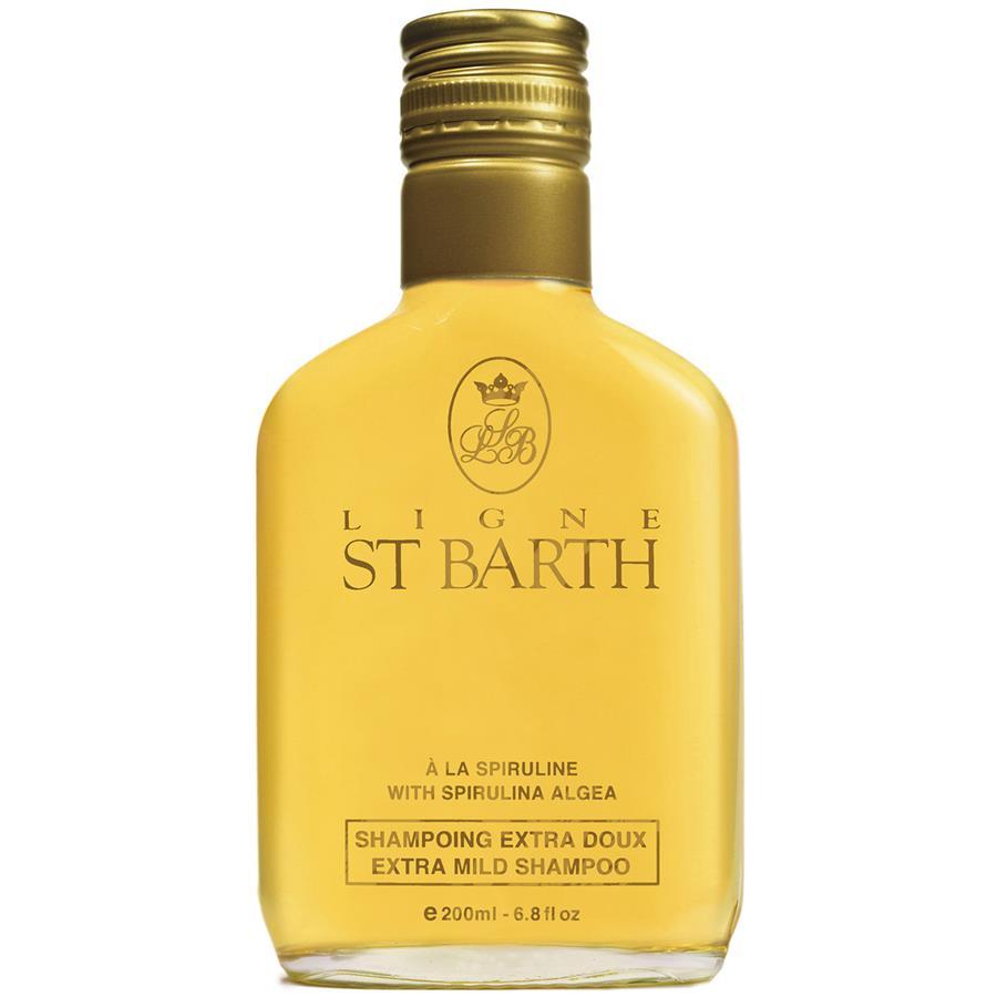 Ligne St Barth - Extra mildes Shampoo Spirulina - Haarshampoo 200 ml