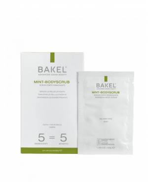 Bakel - Bodyscrub - Körperpeeling - 6x 30 ml