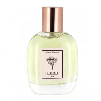 Sylvaine Delacourte – Helicriss – Musc Collection - Eau de Parfum – 100 ml
