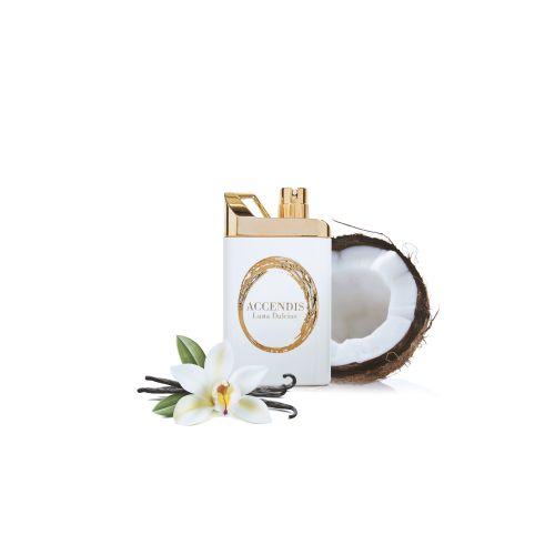 Accendis – Luna Dulcius – The Whites Collection - Eau de Parfum 100 ml