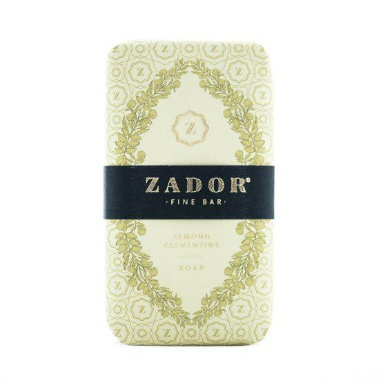 Zador – Almond Clementine - Seife – 160 g