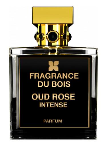 Fragrance du Bois – Oud Rose Intense - Shades du Bois Kollektion – Parfum