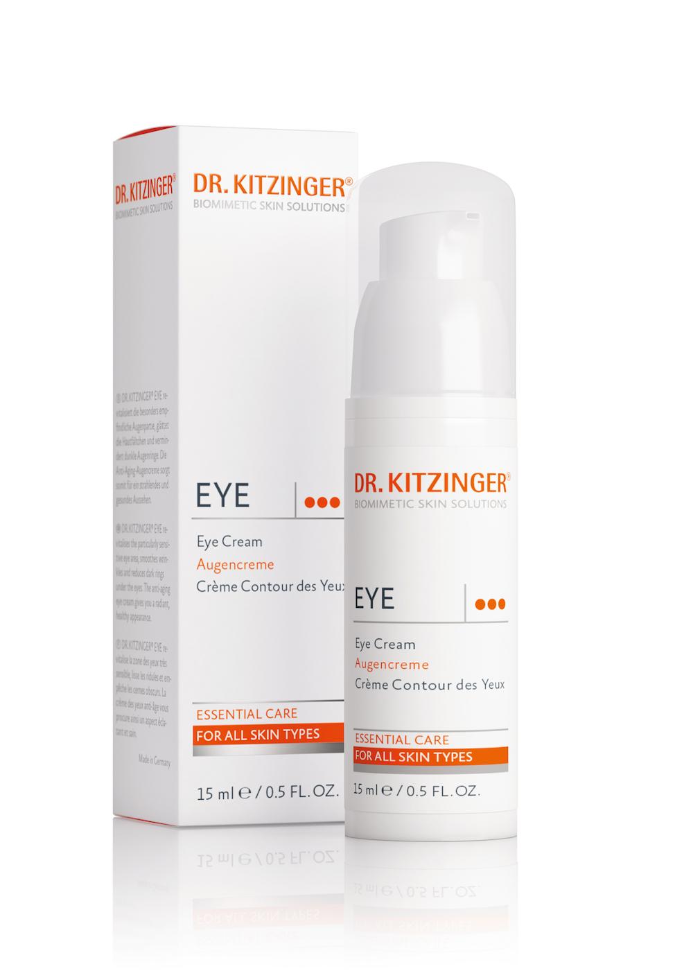 Dr. Kitzinger – Eye - Augenpflegecreme 15 ml