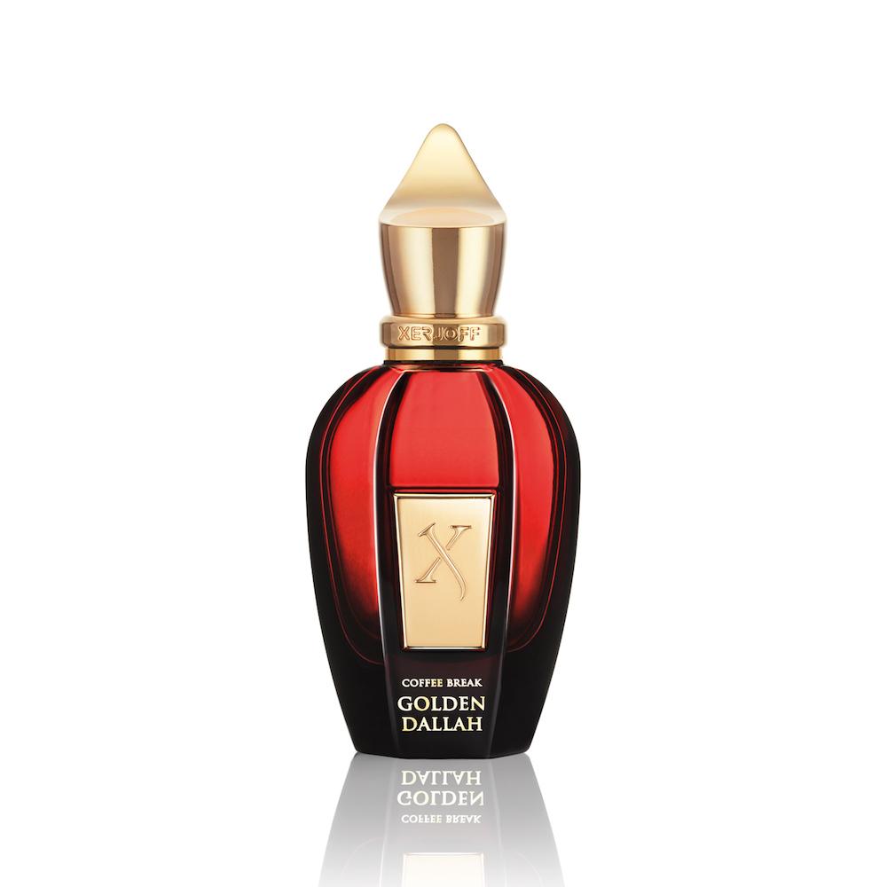 XerJoff - Golden Dallah Eau de Parfum - Coffee Break Kollektion 50 ml