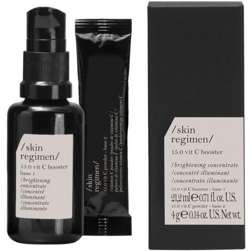 Skin Regimen - 15.0 Vitamin C Booster - aufhellendes Konzentrat - 21 ml und 4 g