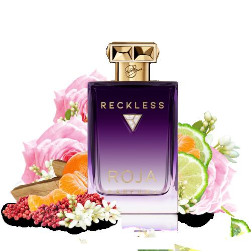 Roja Parfums - Reckless Essence de Parfum - Pour Femme 100 ml Notes